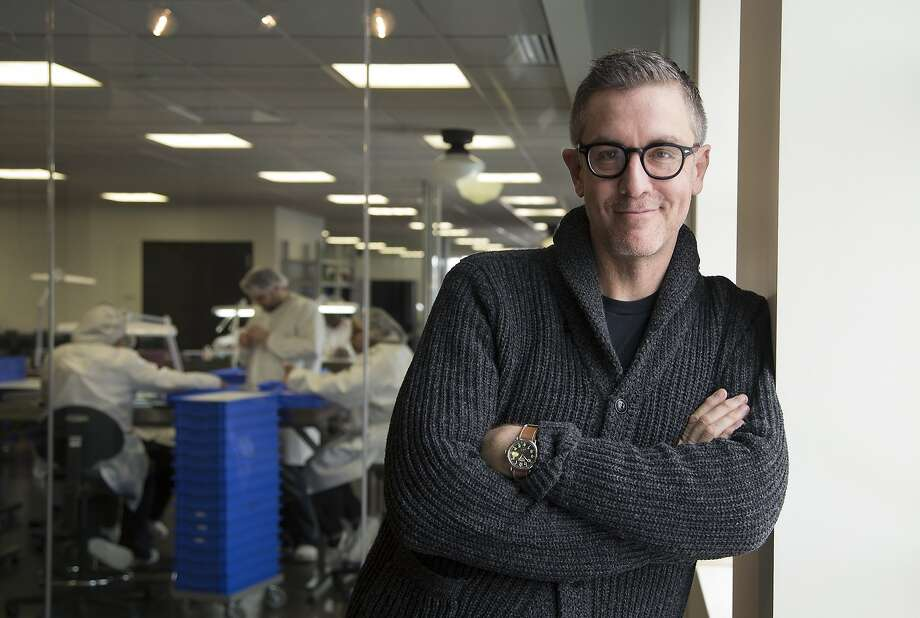 Daniel Caudill, creative director of Shinola. Photo: Shinola