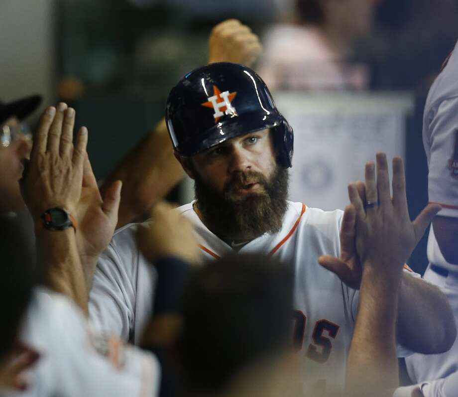 Astros' top-selling players5. Evan Gattis (first season with team) Photo: Houston Chronicle