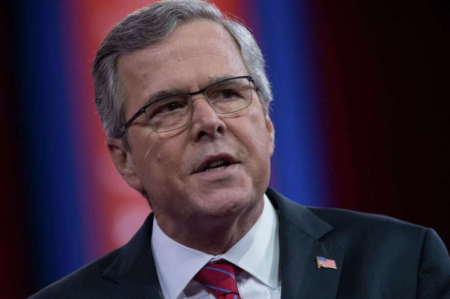 Former Gov. Jeb Bush is expected to dominate his GOP competitors in fundraising. Photo: Nicholas Kamm /Getty Images / AFP