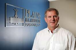 No. 67 Plains GP Holdings    Revenue: $43.4 billion   Profits: $70 million  (Pictured, Greg Armstrong, CEO of Plains All American Pipeline)