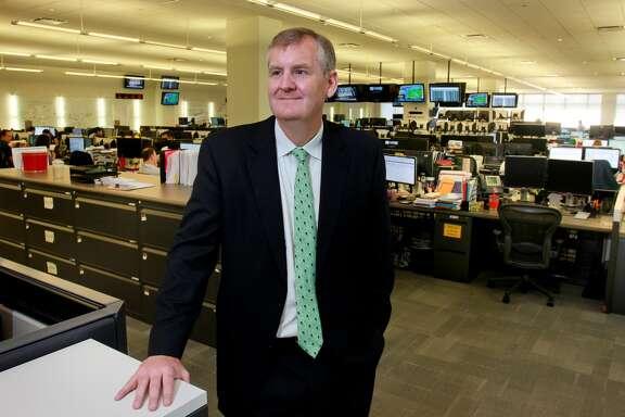 No. 353 Calpine    Revenue: $8 billion   Profits: $946 million (Pictured, Calpine CEO Thad Hill)