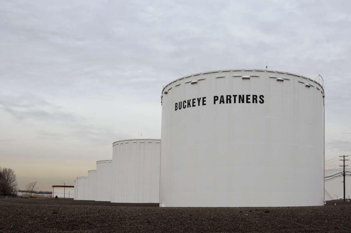 No. 406 Buckeye Partners Revenue: $6.6 billion Profits: $273 million