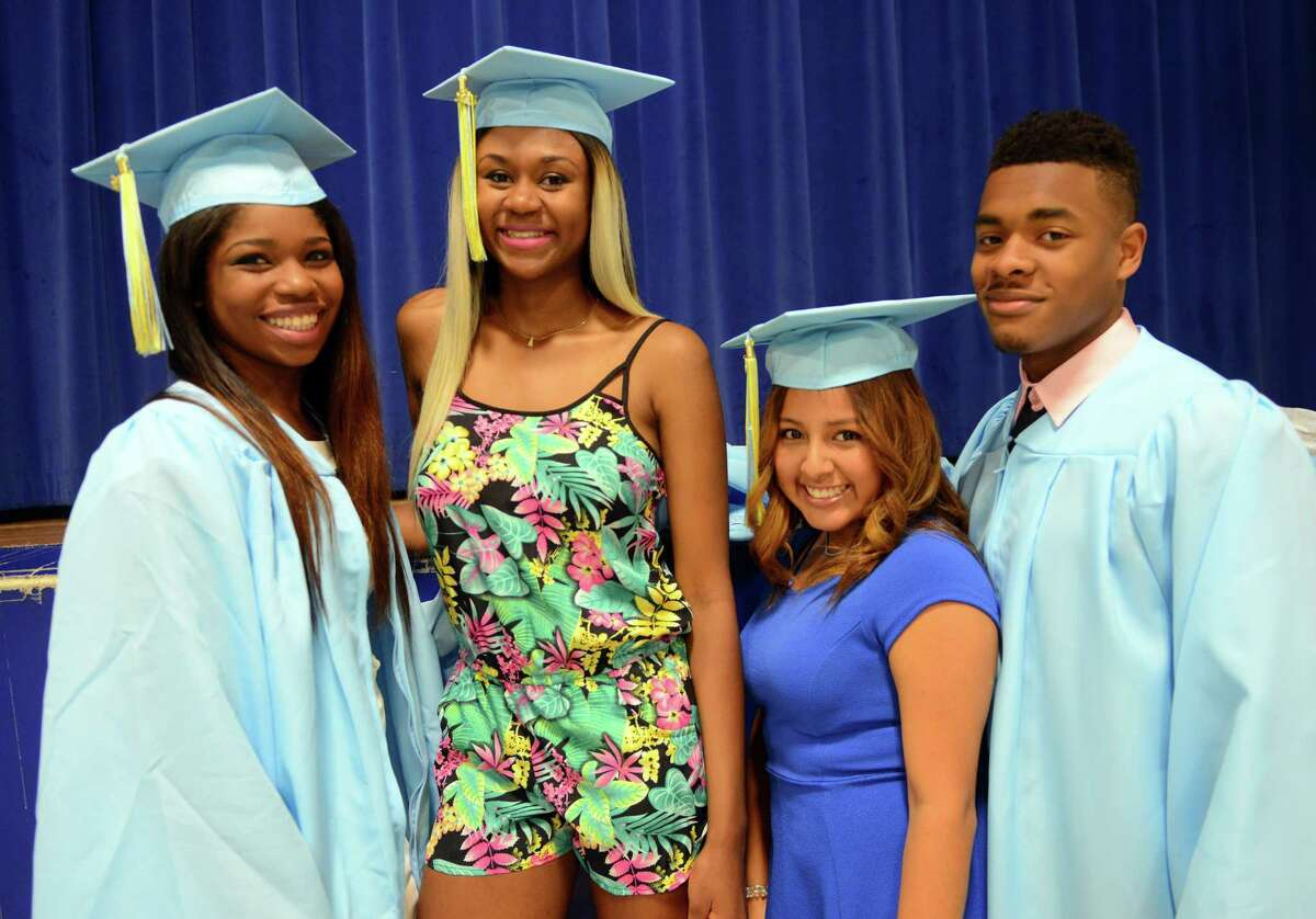 Kolbe Cathedral's Class of 2015 Commencement Exercises at St. Augustine Cathedral in Bridgeport, Conn., on Thursday June 4, 2015.