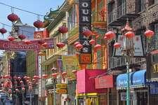 6) Chinatown