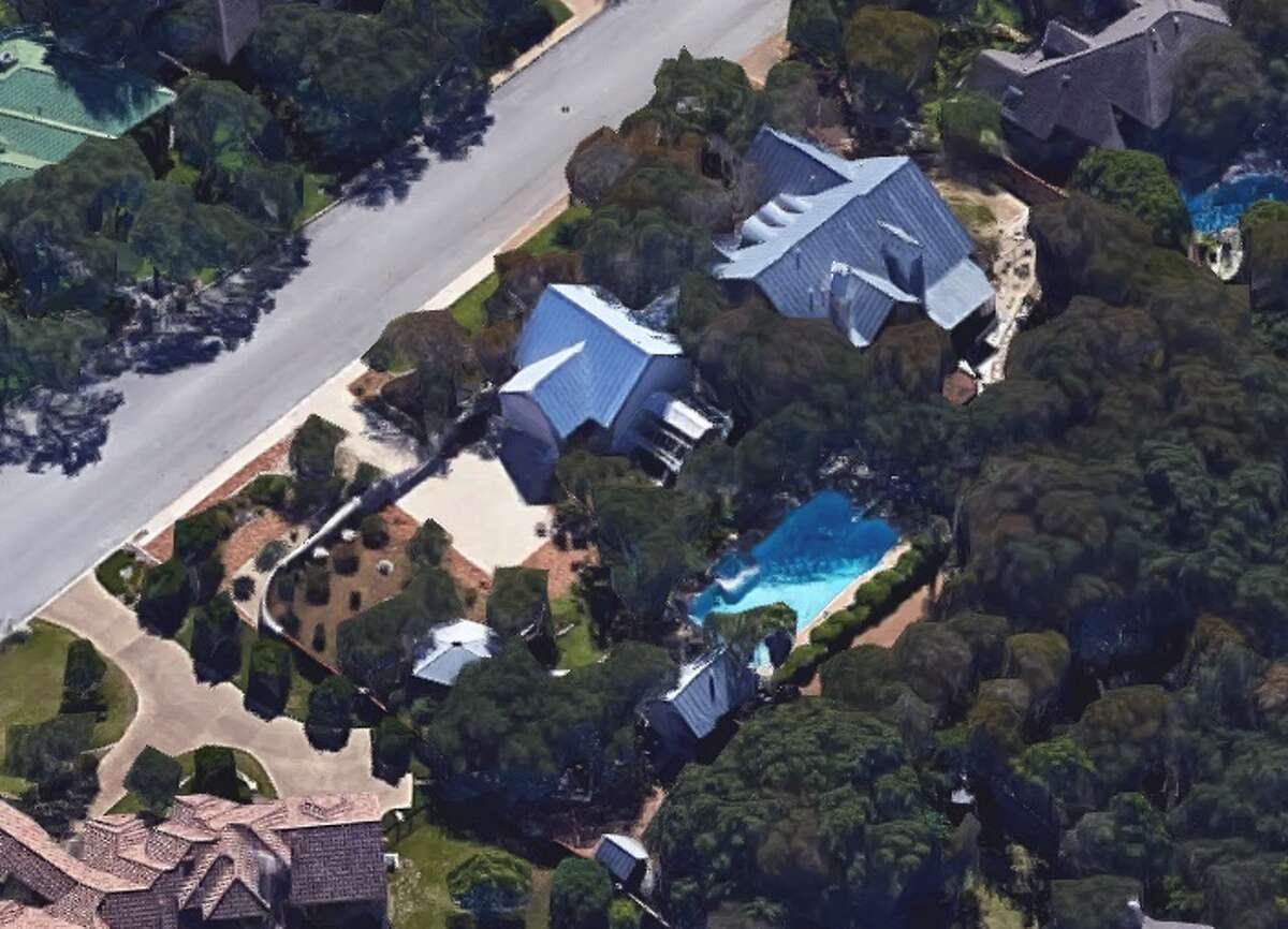 35. 14100 block of Bluff Manor Drive Pool area: 1,350 square feet Length: N/A Width: N/A ZIP: 78216 City: San Antonio