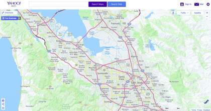 Yahoo to shut down maps website - SFChronicle.com on trade show maps, msn maps, apple maps, live maps, goodle maps, rim maps, usa today maps, gulliver's travels maps, mapquest maps, windows maps, bloomberg maps, bing maps, microsoft maps, expedia maps, google maps, cia world factbook maps, brazil maps, zillow maps, nokia maps,