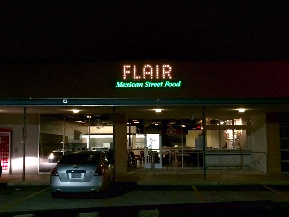 Flair Restaurant, located at 6462 N. New Braunfels Ave. in the Sunset Ridge shopping center