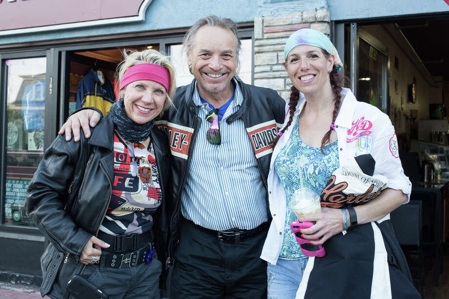 Were you Seen at the Americade motorcycle rally in Lake George on Thursday, June 4, 2015? Photo: Trudi Hargis, Trudi Shaffer / Times Union