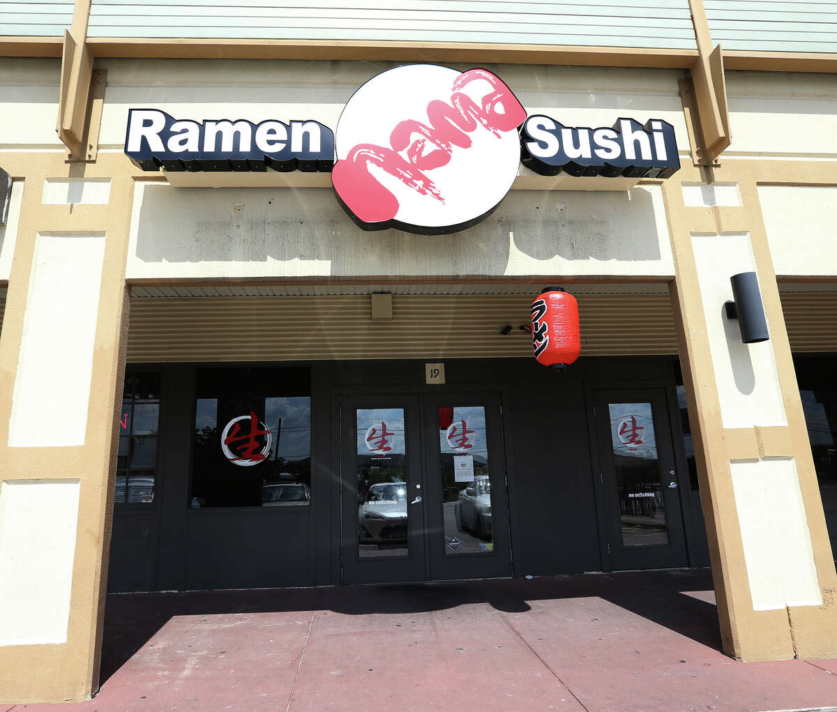 Nama Ramen is located at 6565 Babcock Road. The restaurant is offering deals on sushi platters.