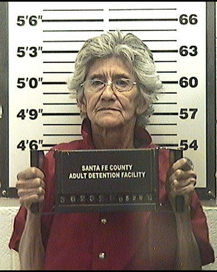 70-year-old Roberta Vigil, of New Mexico, was busted with 8 pounds of heroin.