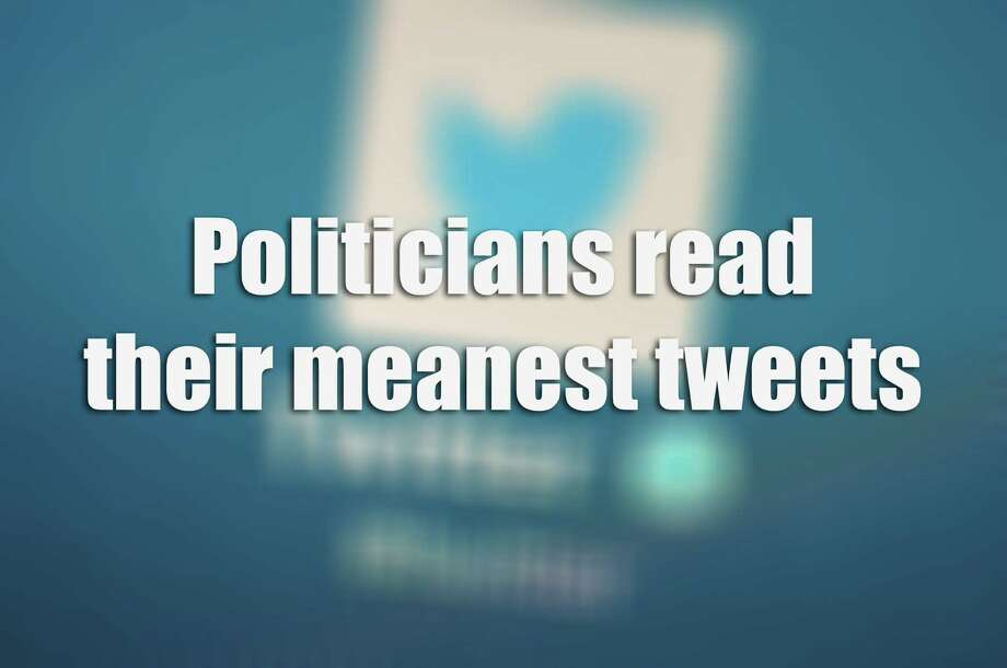 Twitter users save some of their most hateful comments for the people they elect to office. Photo: Bethany Clarke, Getty Images / 2013 Getty Images