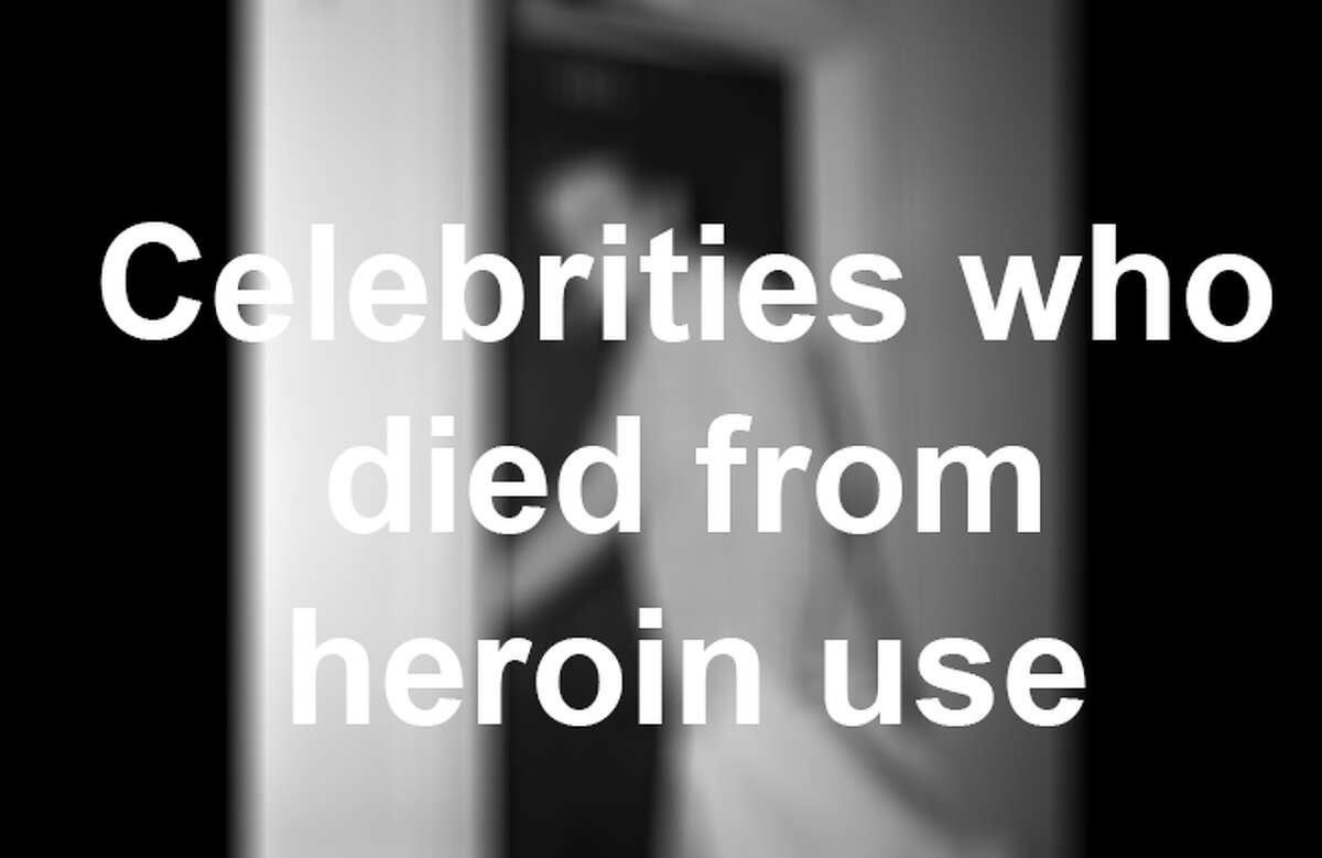 Here is a list of some of the more notorious deaths where heroin was involved.