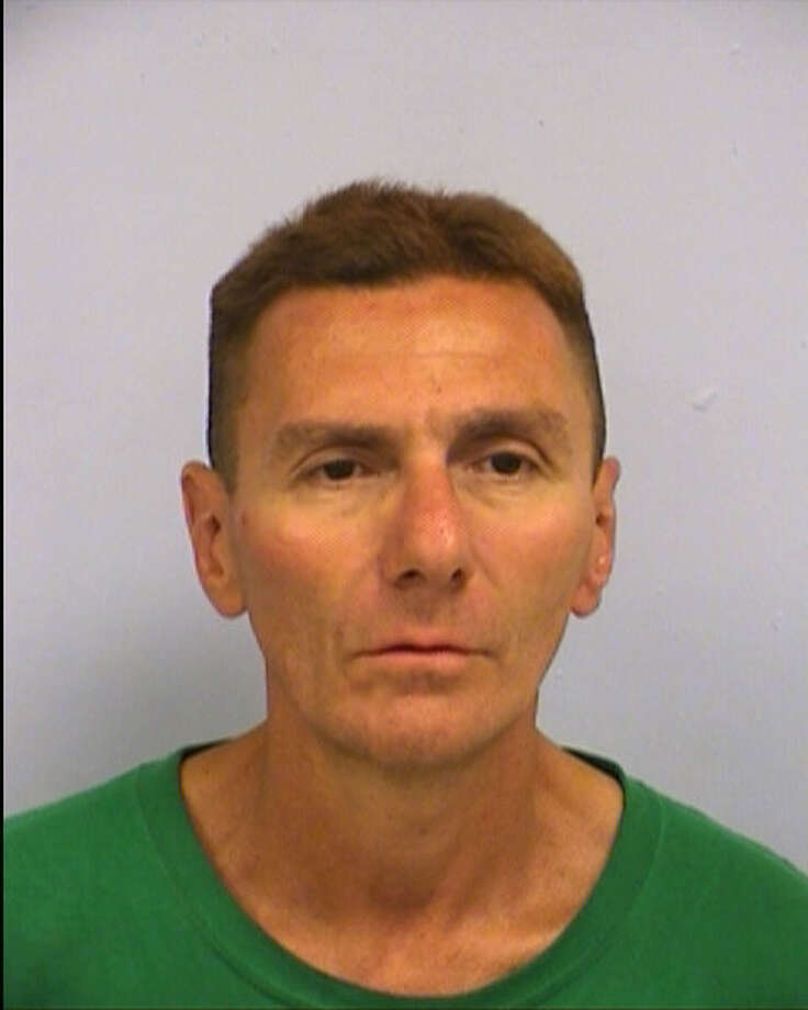 Edward Bennett, 49, was arrested for attempted capital murder for allegedly slashing a woman's throat during a robbery outside an H-E-B in Austin.