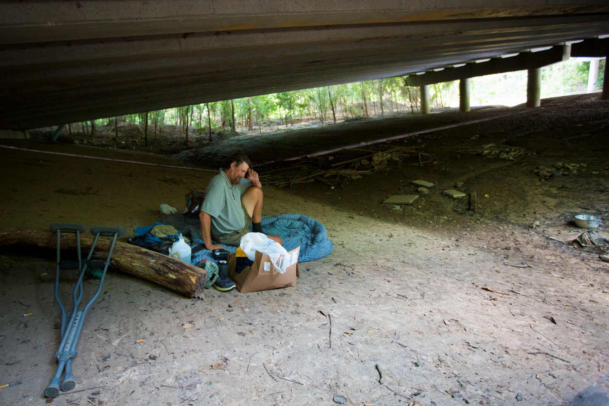 Essay on feeding the homeless