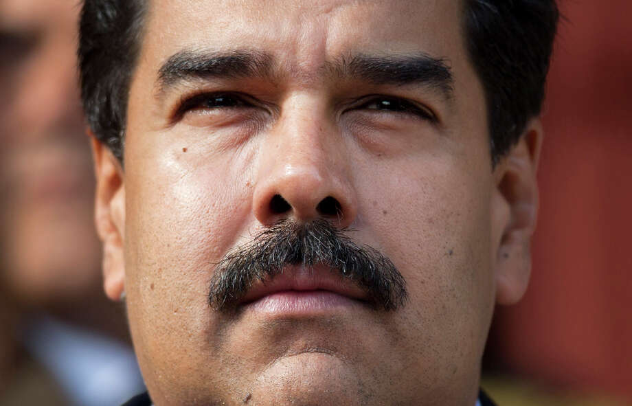 Venezuela's President Nicolas Maduro (AP Photo / Ariana Cubillos, File) Photo: Ariana Cubillos, STF / AP