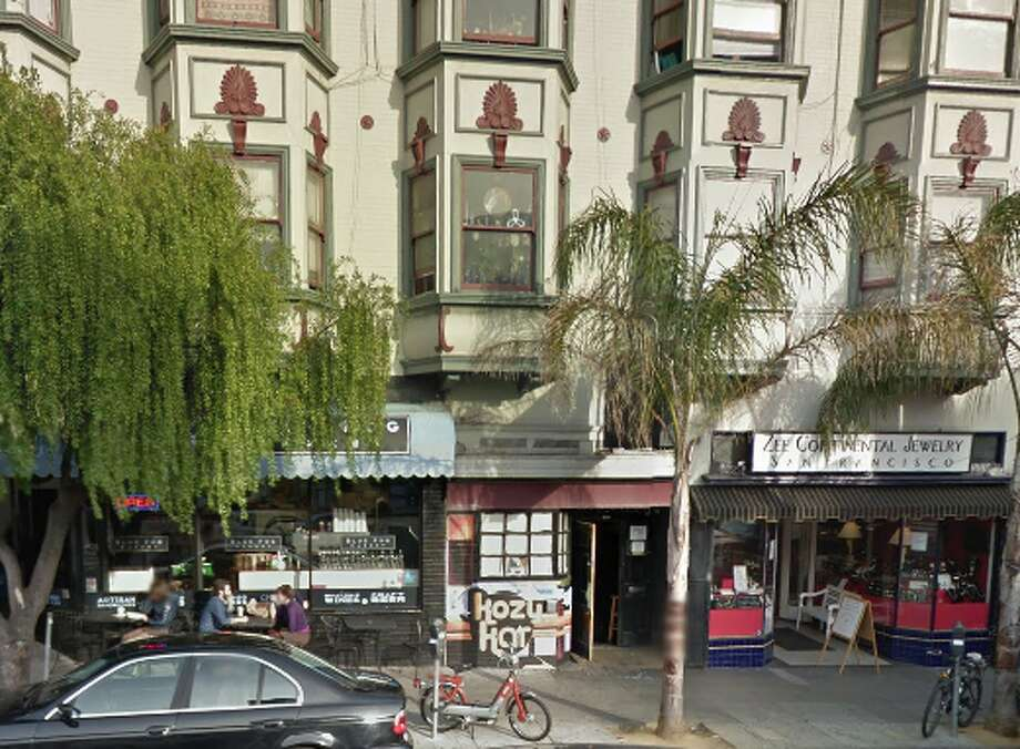 The street view of the Kozy Kar bar in San Francisco. Photo: Google Street View, Google Maps