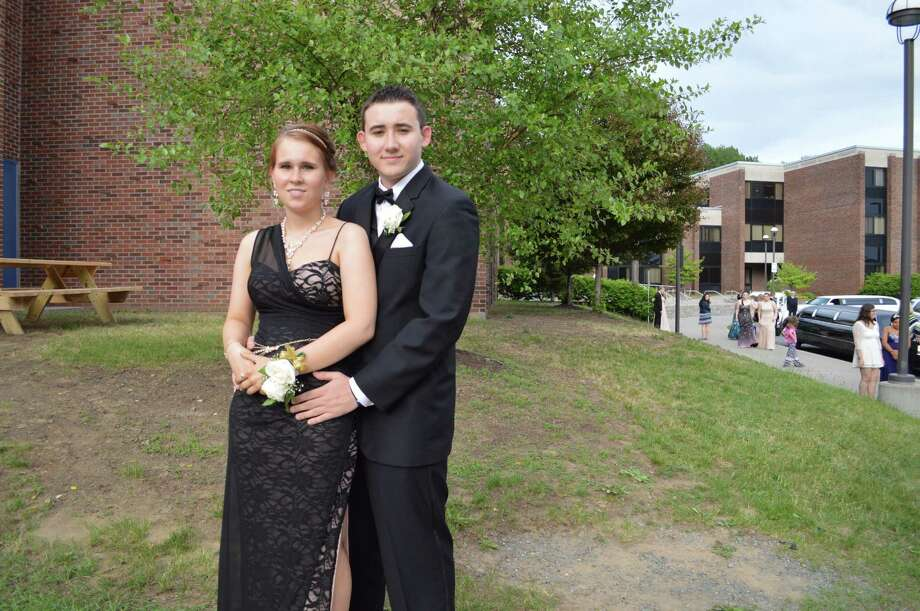 Were you Seen at the Columbia High School Senior Prom walk-in ceremony at the high school on Friday, June 5, 2015? Photo: Mark Adam