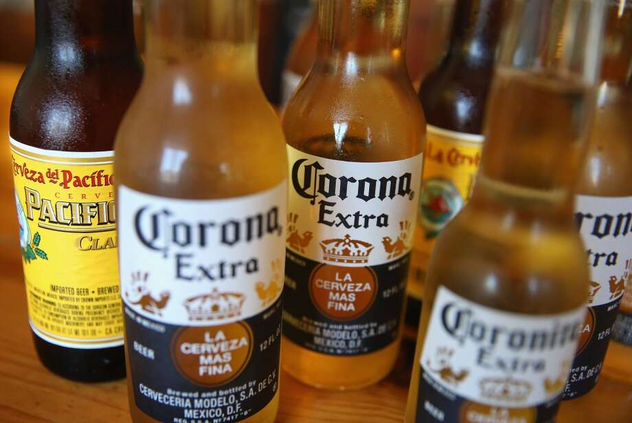 Corona and Modela are not the only Mexican beers on the market. Click ahead to see the wide variety of cervezasready to chill. Photo: Scott Olson, Getty Images