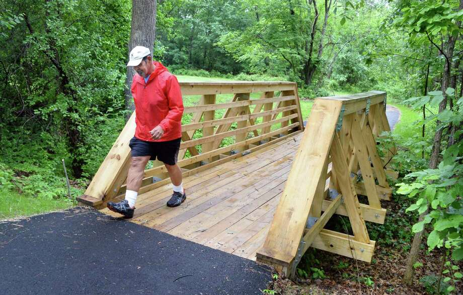 Click through the slideshow to learn about other hikes in the area that our outdoor writers have tried, including the trail seen here inSaratoga Spa State Park. Photo: John Carl D'Annibale / 00032159A
