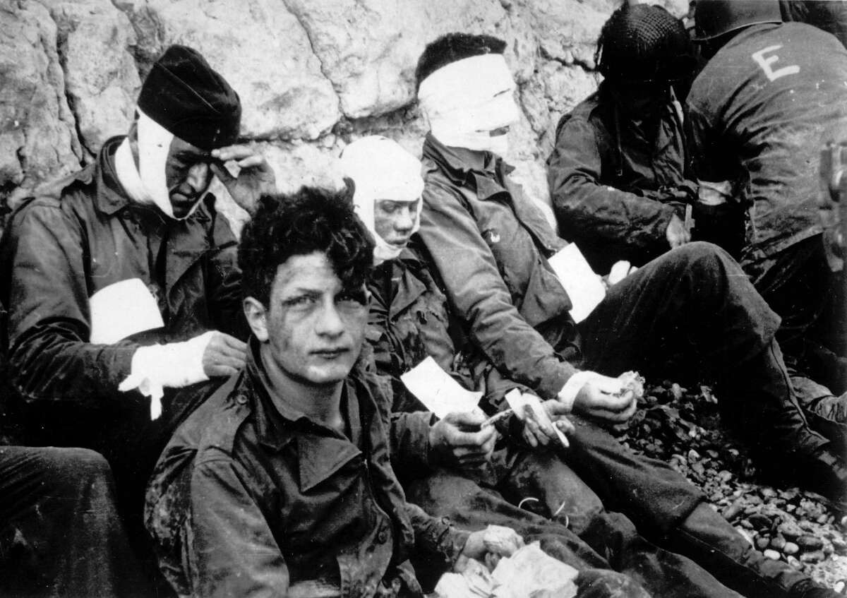 D-Day The storming of the beaches of Normandy in June 1944 is generally considered, in the West, the turning point of the war.