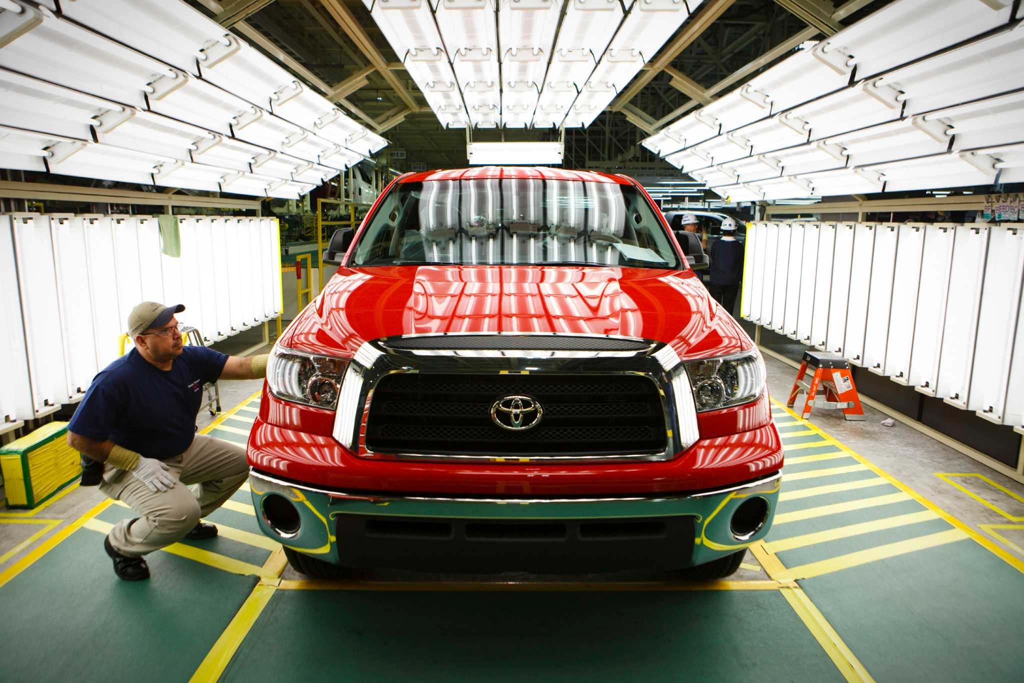 Trade pact will help Toyota create Texas jobs San Antonio Express News
