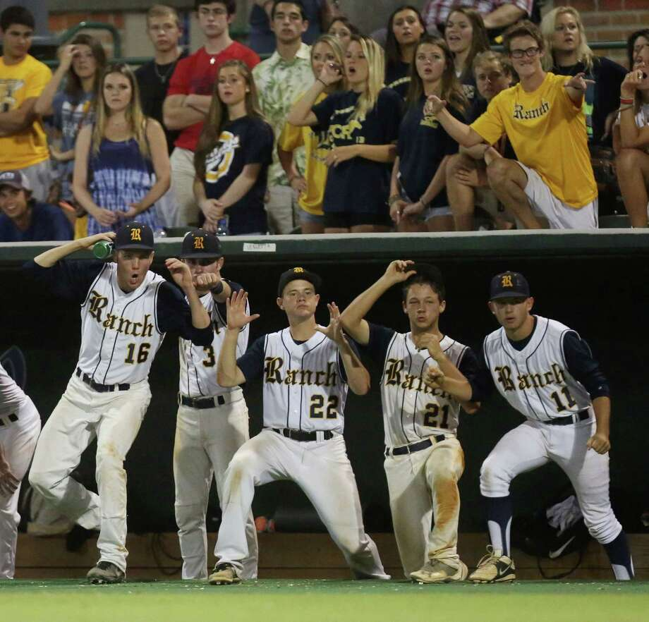Cy Ranch will be heading back to the state baseball tournament after beating Clear Creek in the Region III final. Photo: Jon Shapley, Houston Chronicle / © 2015 Houston Chronicle
