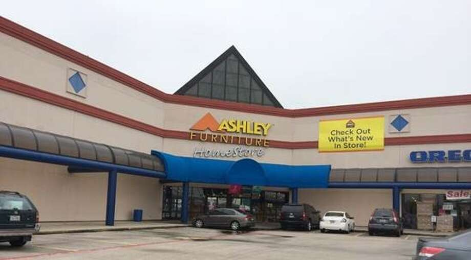 Ashley Furniture has signed a 10-year, 52,360-square-foot lease renewal at Deerbrook Corner at 20050 U.S. 59 North in Humble. The property is owned and managed by the Richland Cos.