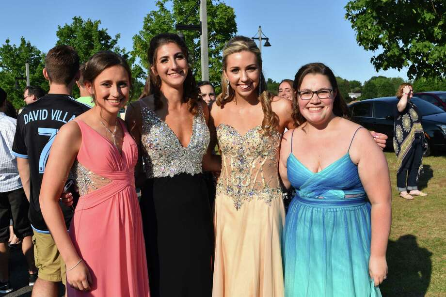 Were you Seen at the Colonie Central High School Senior Prom walk-in at the high school in Colonie on Saturday, June 6, 2015? Photo: Madeline St. Amour