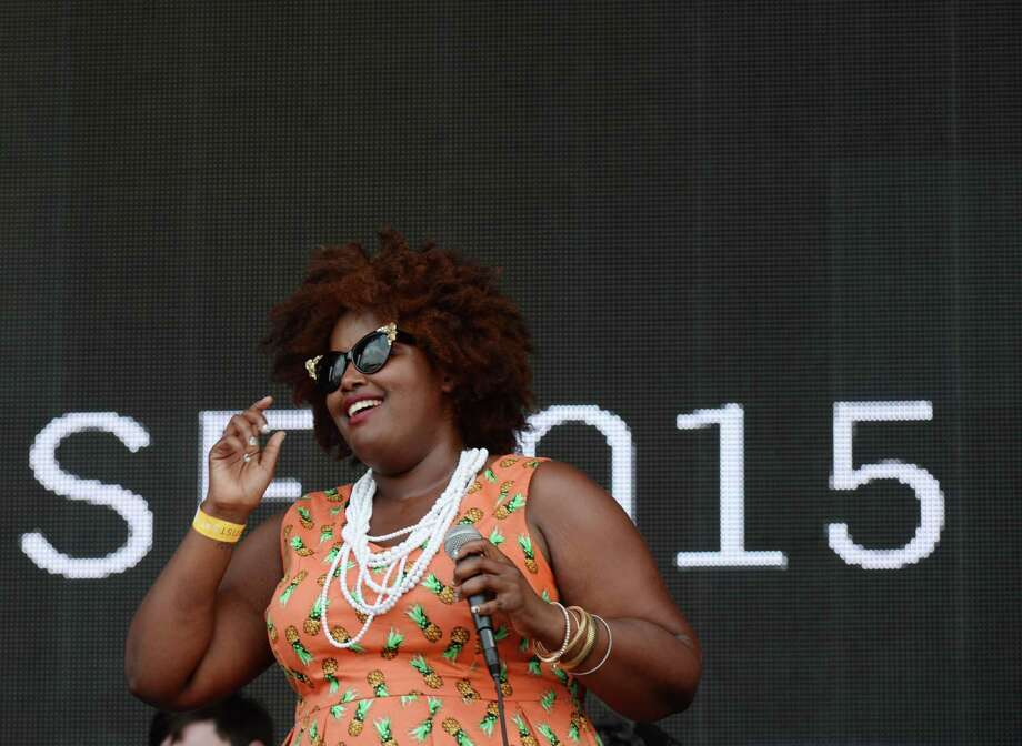 The Suffers perform at Free Press Summer Fest Saturday, June 6, 2015, in Houston. Photo: Jon Shapley, Houston Chronicle / © 2015 Houston Chronicle