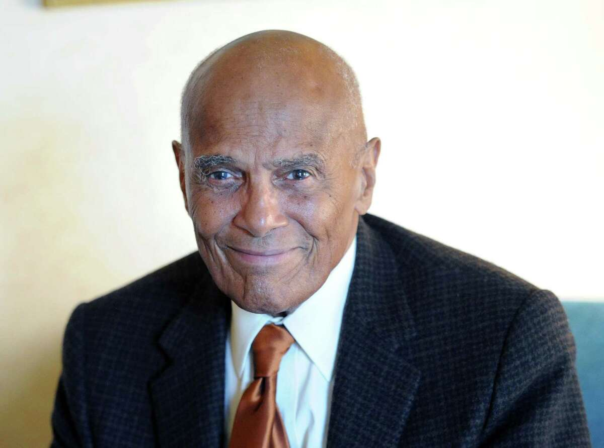The Greenwich International Film Festival Gala honoring Harry Belafonte, pictured here in his room at the Delamar Greenwich Harbor hotel, for his philanthropic work with UNICEF at L'escale Restaurant & Bar in Greenwich, Conn., Saturday night, June 6, 2015.
