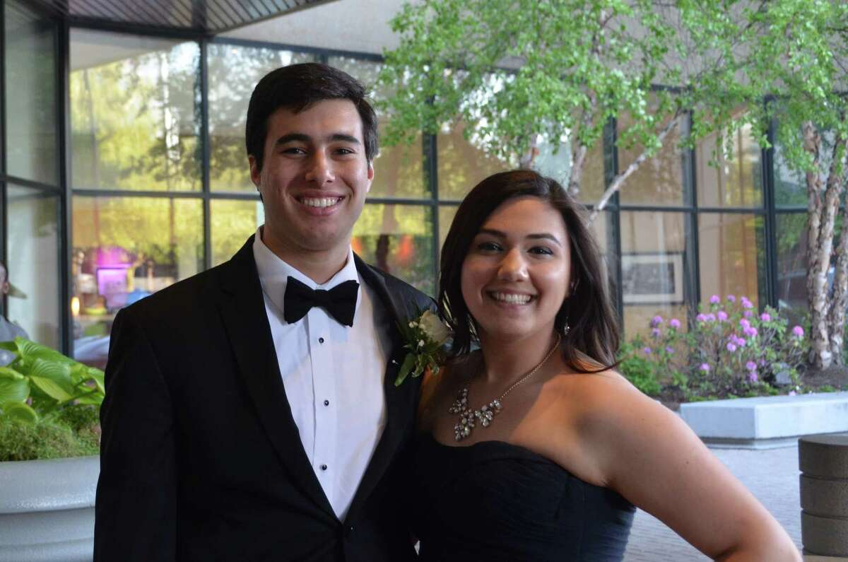 The Staples High School senior prom was held on June 6, 2015 at the Stamford Hilton. Were you SEEN?