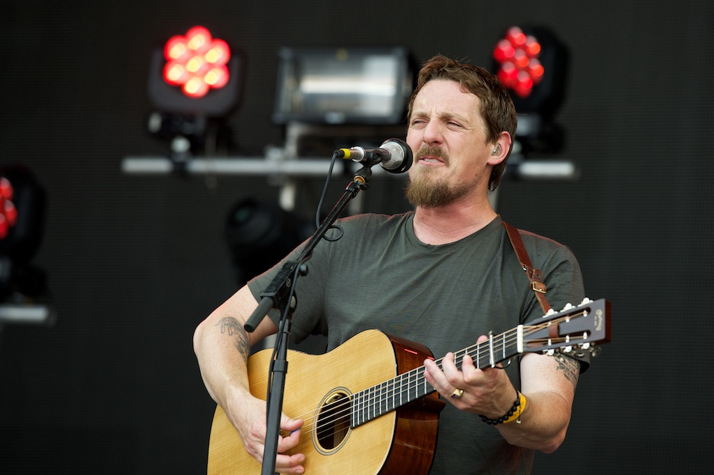 Sturgill Simpson leads Willie Nelson's 4th of July Picnic lineup for 2018