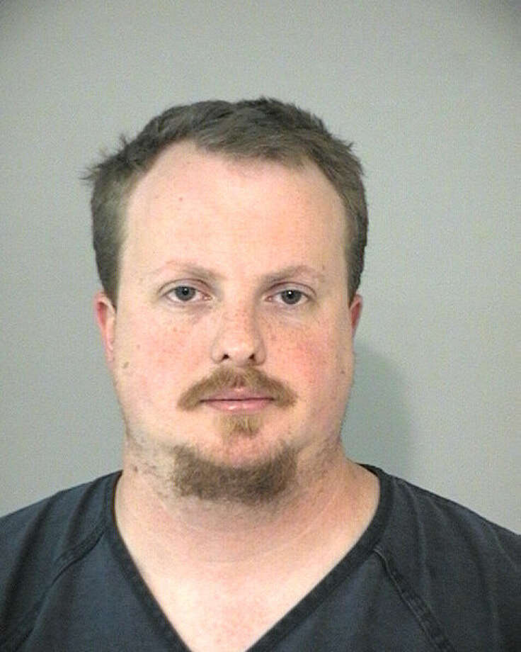 William Robert Massie, 30, of Katy, a science teacher at Katy High School, was arrested on a charge of Inappropriate Relationship Between an Educator and Student, a second degree felony. Massie was booked into the Fort Bend County Jail and remains in the jail under a $30,000 bond. Photo: Fort Bend County Jail  / Fort Bend County Jail