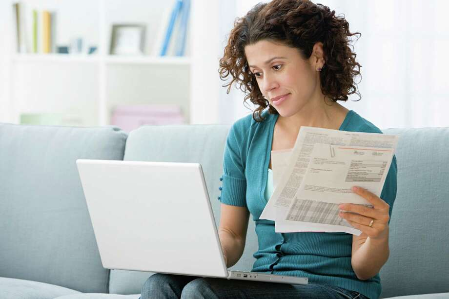 It's pretty easy to check your credit report. By law you are entitled to a free report from all three reporting agencies — Equifax, Experian and TransUnion — every year. Photo: Image Source /Getty Images / (c) Image Source