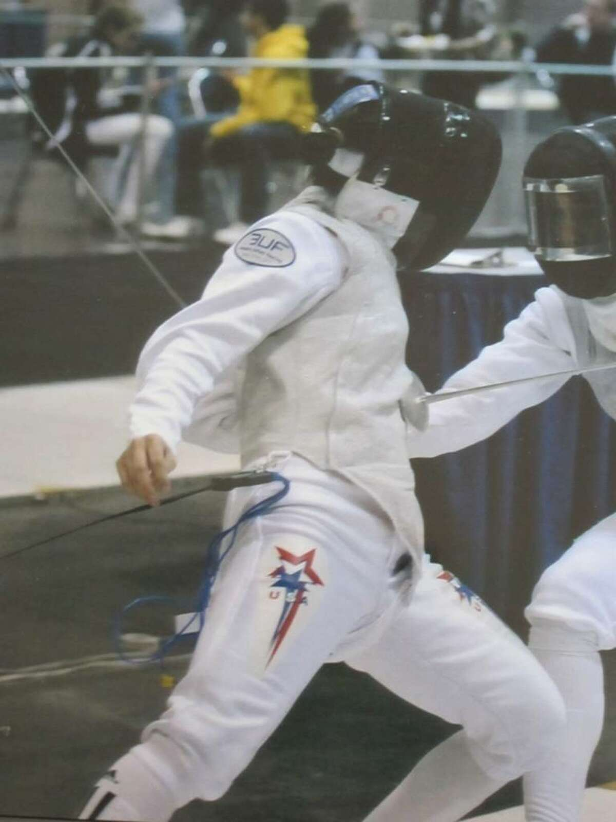 Greenwich fencer Margaret Lu, 15, recently earned sports on the Cadet National Team (17U) and, for the first time, the Junior National Team (20U).