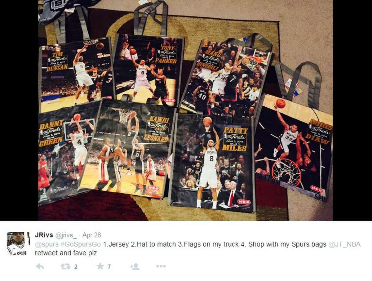 Spurs fans collect outrageous memorabilia. Whether these super fans are from San Antonio, or even abroad, the consensus is the same: their collection of Spurs memorabilia is certainly to be recognized.
