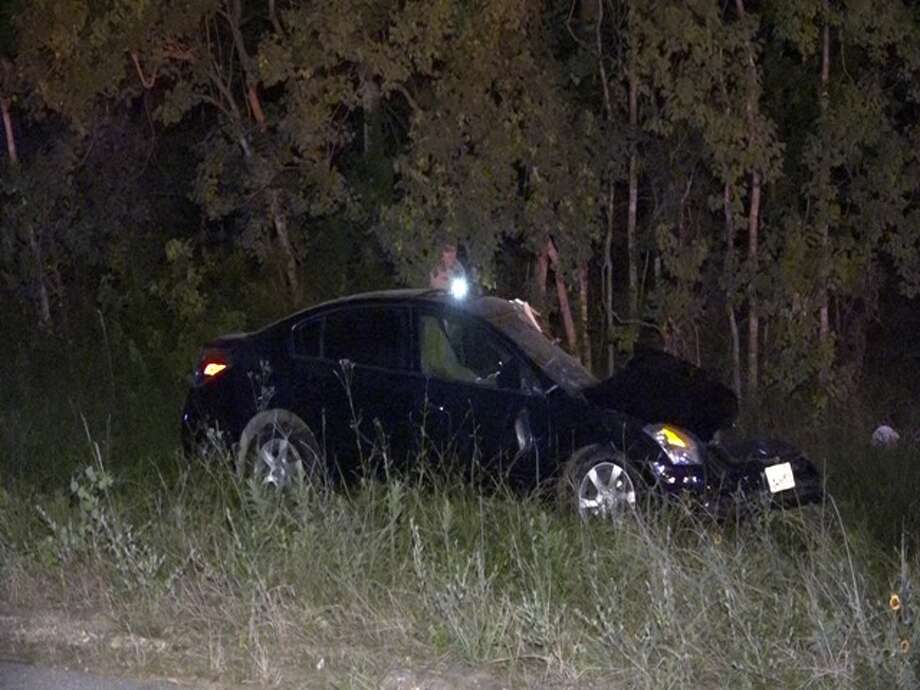 A 24-year-old Magnolia woman was killed June 7, 2015, in a head-on crash with an 18-wheeler on FM 2978 near Tamina Road. The site is between Woodlands Parkway and FM 1488. (Source: Montgomery County Police Reporter) Photo: Montgomery County Police Reporter