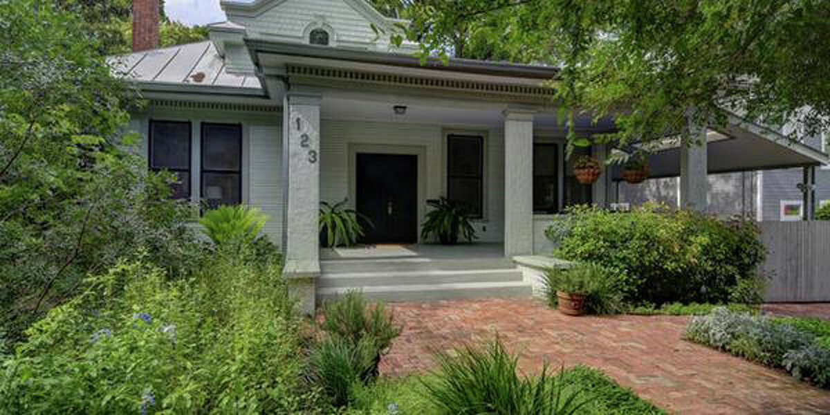 123 Kennedy Ave, 78209 Alamo HeightsYear built: 1920Listing price: $699,000 Square feet: 2,683 MLS ID: 1117777