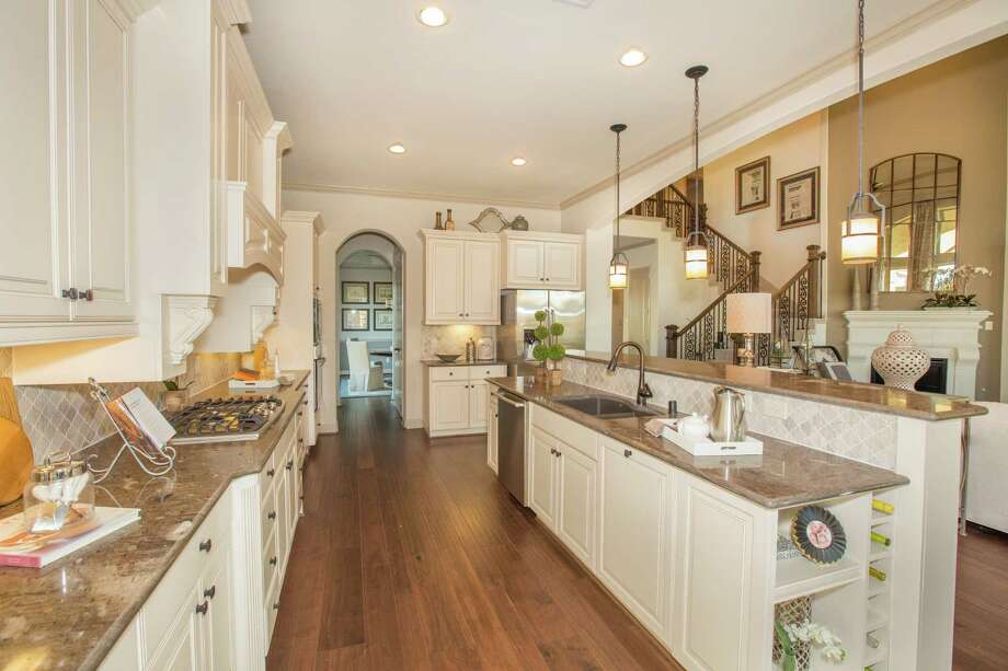 Cinco Ranch has more than 50 new homes ready for quick move-in, at prices from the $300,000s. / © Jaclyn Boutwell