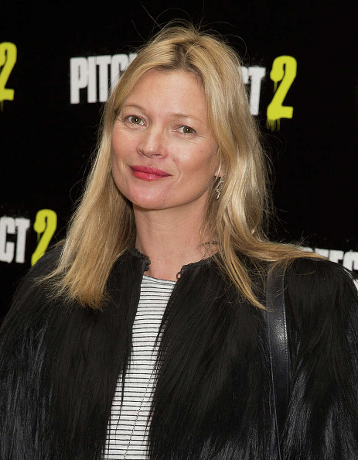 Kate Moss British supermodel Kate Moss was reportedly escorted off a plane at Britain's Luton Airport on June 7, 2015, for allegedly disrupting a flight from Turkey. The veteran runway star was onboard an easyJet plane originating from Bodrum, and when it landed at the airport in Bedfordshire, England.Police were called in to assist the flight staff in escorting a passenger off the aircraft.A spokesman for the police tells the BBC,