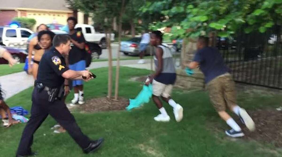 Click through the gallery to see 9 things to know about the incident, the police officer and the reaction to a now-viral YouTube video showing a McKinney police officer who pointed his pistol at two unarmed teens at a neighborhood pool party.
