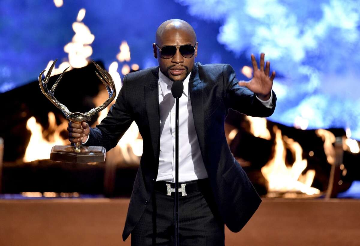 Boxer Floyd Mayweather topped Forbes' highest-paid athlete list for 2015. Click through the gallery to count down this year's top-paid athletes.