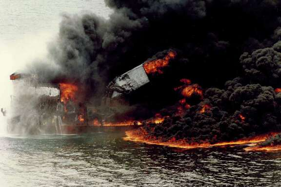 On June 8, 1990,  the Norwegian oil tanker Mega Borg suffered an explosion while undergoing operations in the Gulf of Mexico, just 50 miles from the Texas coast. Millions of gallons of oil soon leaked into the sea, necessitating a massive cleanup operation.