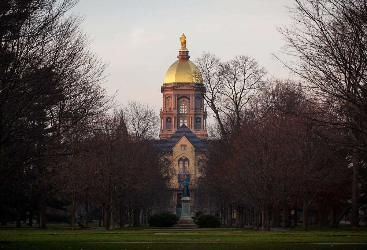 24. University of Notre Dame Mendoza College of Business South Bend, Indiana