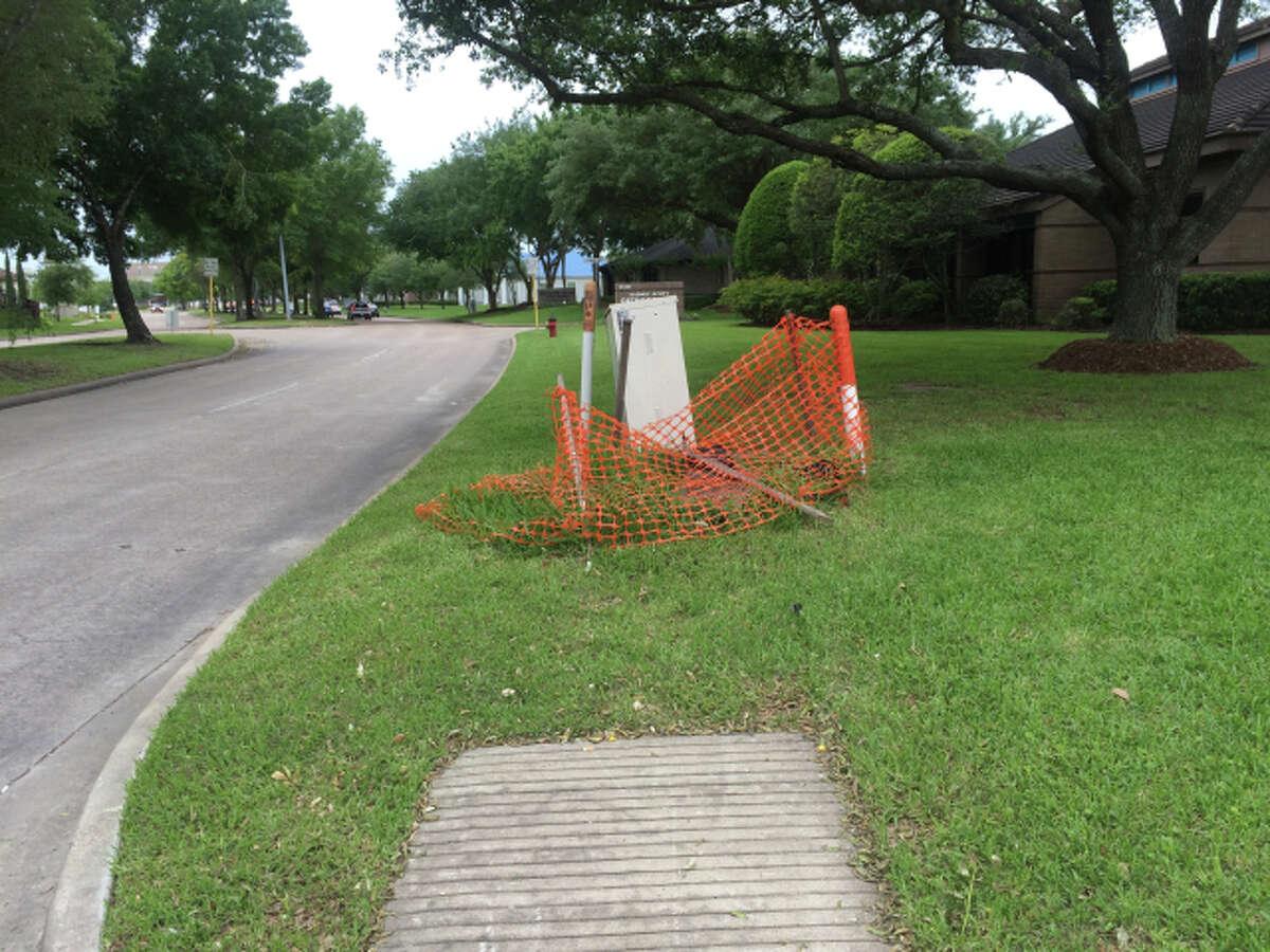 Sidewalk existential crisis.