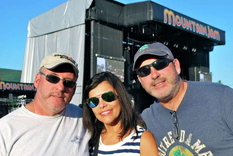 Were you Seen at the 11th Annual Mountain Jam featuring music by The Black Keys, Robert Plant, Alabama Shakes, Gov't Mule, Grace Potter, moe. and more at Hunter Mountain Friday through Sunday, June 4-7, 2015? Photo: Silvia Meder Lilly