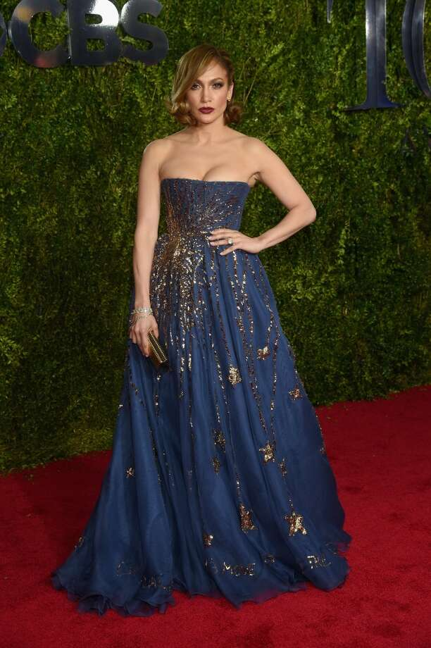 Jennifer Lopez attends the 2015 Tony Awards  at Radio City Music Hall on June 7, 2015 in New York City.  (Photo by Dimitrios Kambouris/Getty Images for Tony Awards Productions) Photo: Dimitrios Kambouris