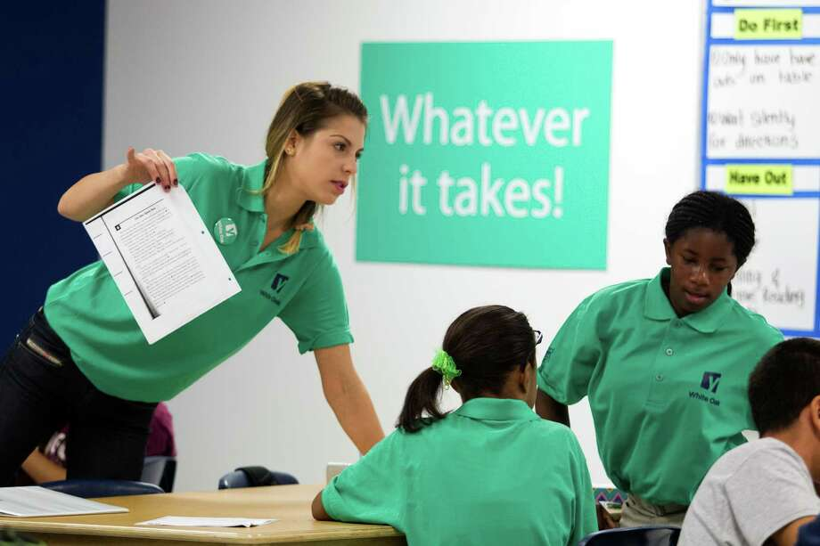 Charter schools such as YES Prep, KIPP and Idea Public Schools are fulfilling part of the original mission of charter schools by enabling our poorest students to achieve awe-inspiring academic gains. (J. Patric Schneider / For the Chronicle ) Photo: J. Patric Schneider, Freelance / © 2013 Houston Chronicle