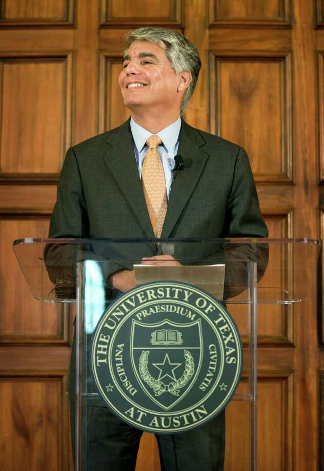 Gregory Fenves, president of the University of Texas at Austin. Learn what a recent report of sexual assaults at UT revealed in the following gallery. Photo: Jay Janner, MBR / Austin American-Statesman