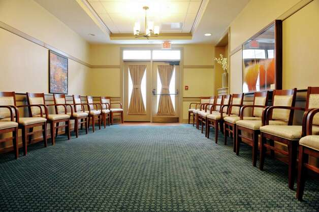A view of the meditation room at the Shaker Pointe at Carondelet, an independent living community on Monday, June 8, 2015, in Watervliet, N.Y. In late May, 56 new units were finished which brings the total number of units from phase one and phase two to 162.     (Paul Buckowski / Times Union) Photo: PAUL BUCKOWSKI / 00032130A